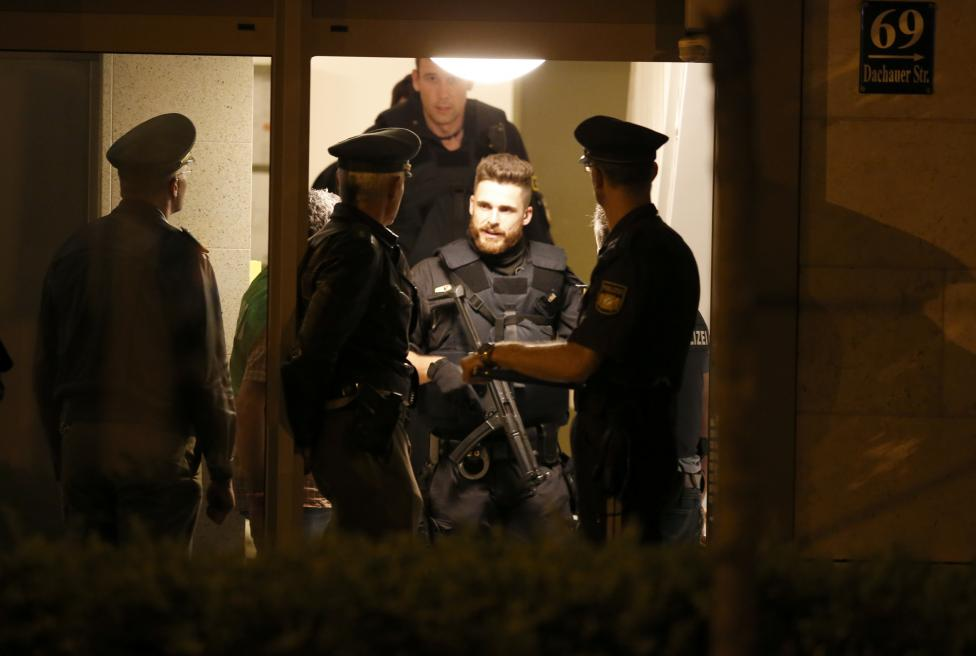State of Emergency in Germany after 11 Killed in Shooting Rampage