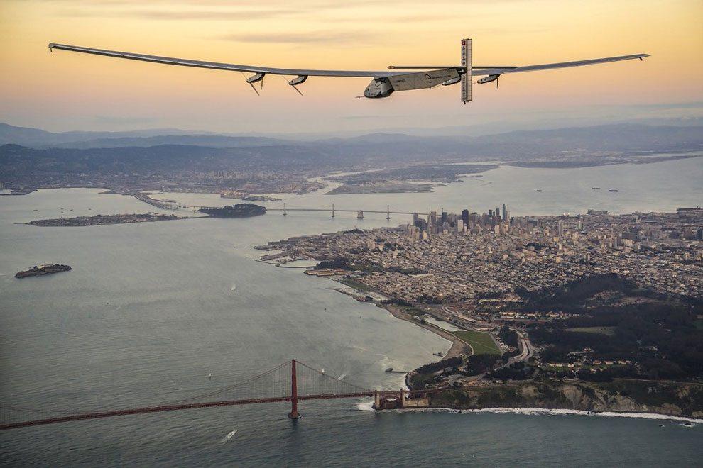 Solar Impulse 2 Concludes Historic Flight in Abu Dhabi