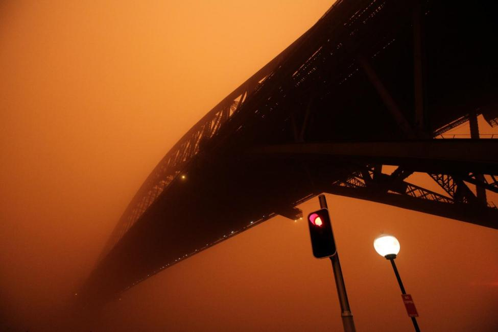 Gulf Witnesses Unprecedented Heat Wave