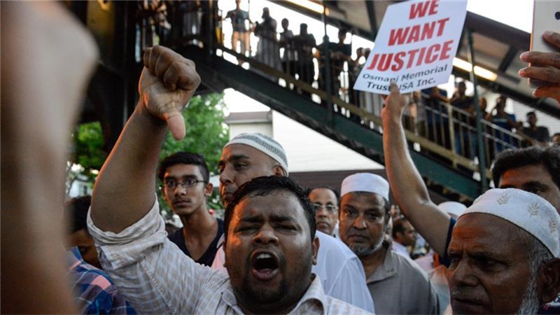New York Police Pursue Killer of Muslim Imam, Associate Shot in Street