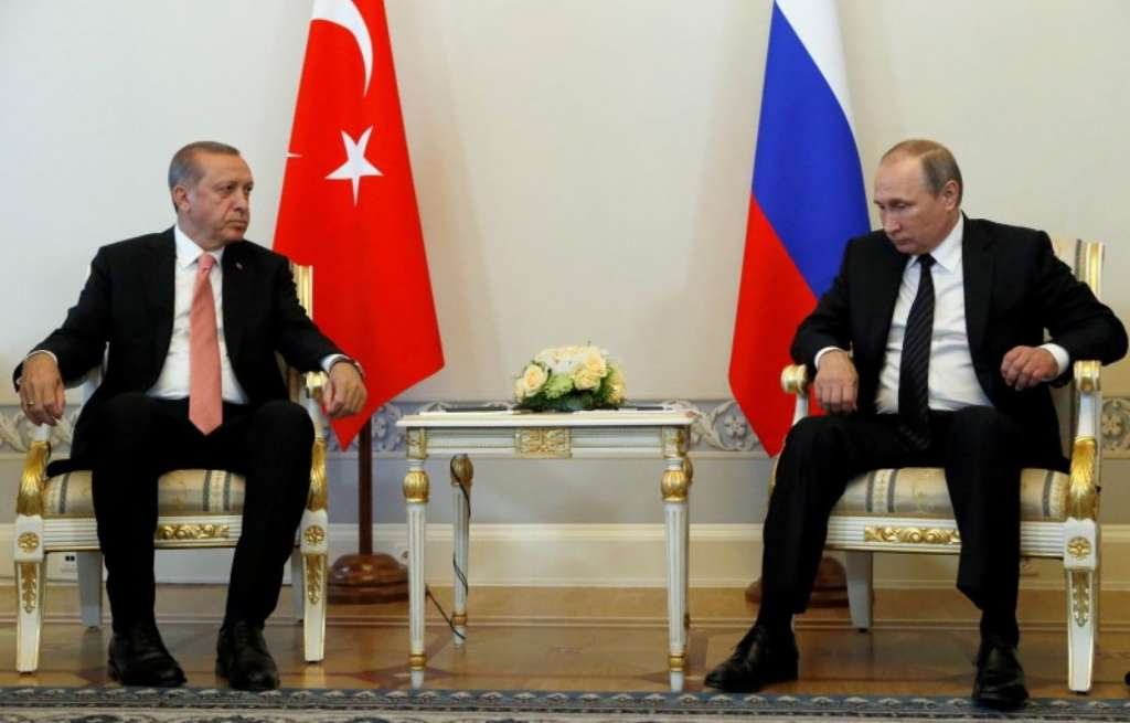 Erdogan keeping a 'Five-Months' Distance