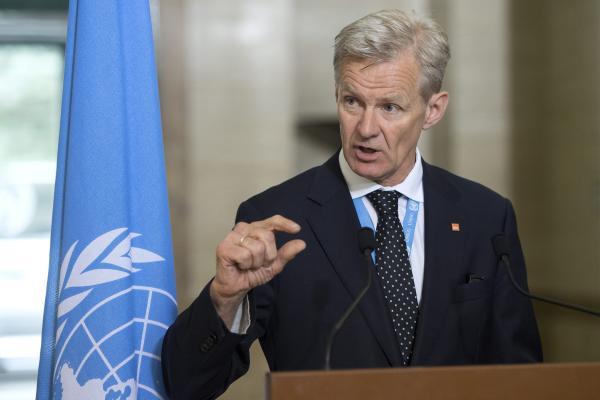 U.N. Hopeful of Humanitarian Pause in Aleppo Fighting