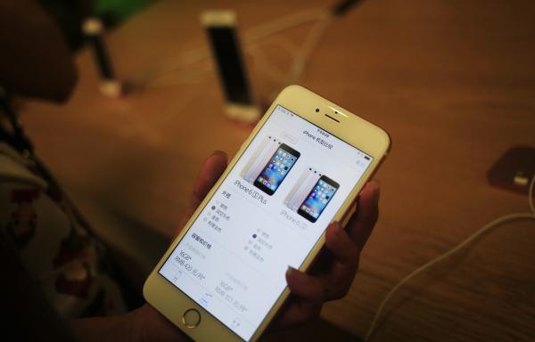 Apple Faces Lawsuit over 'Touch Disease'
