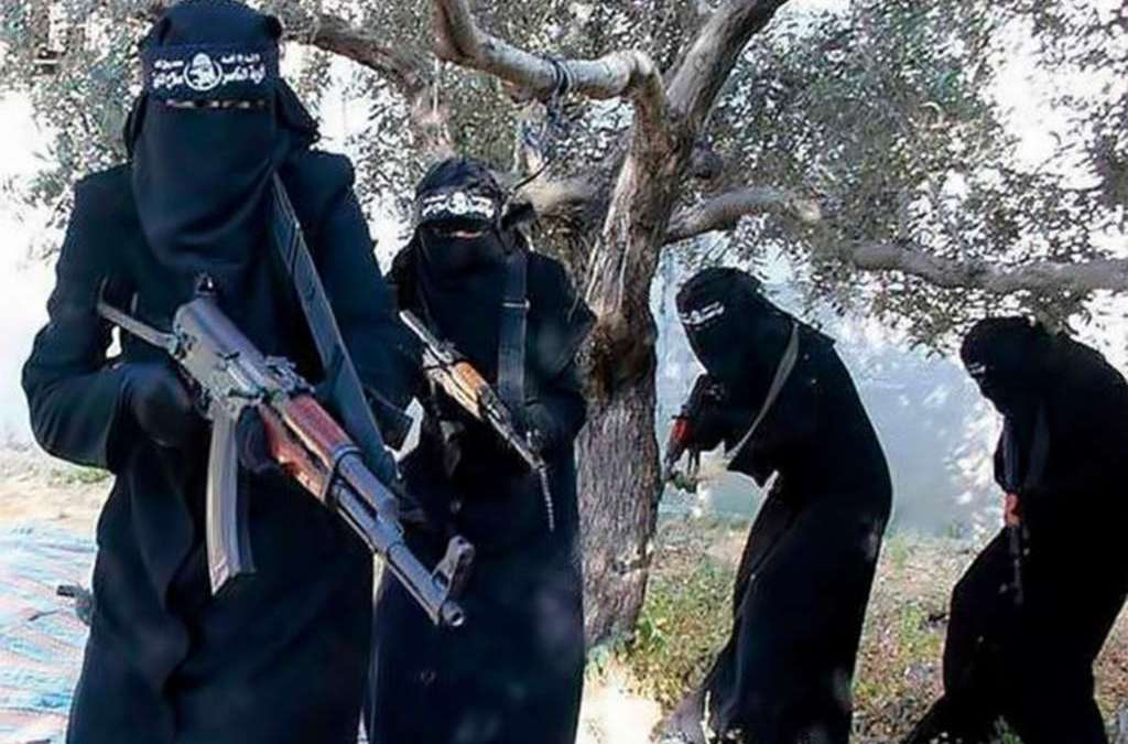 ISIS Sets Sight on Recruiting Females
