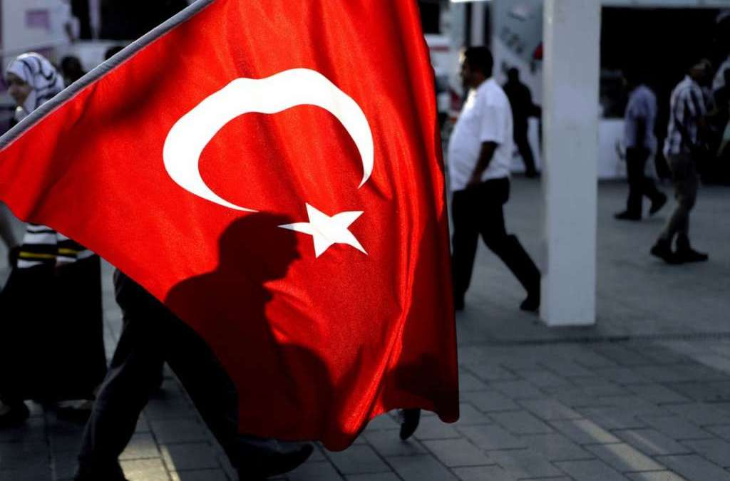 Turkey Arrests Ex-Envoy Involved in Plotting for Failed Putsch