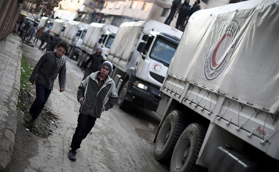 U.N. Pays Millions of Dollars to Assad's Regime and Family