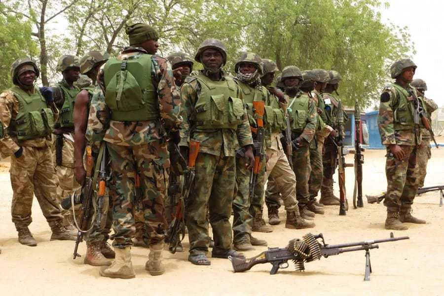 Nigerian Army Arrests Militants behind Killing of Four Soldiers