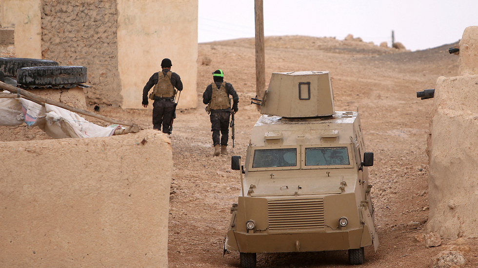 2 Months of Battles Clear Out ISIS in Manbij, 2,000 Civilians Made Human Shields