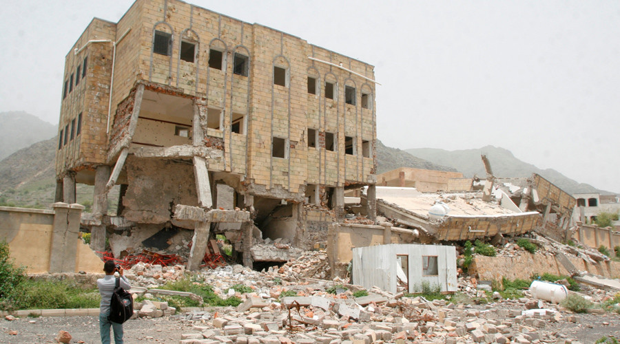 Yemen's Mohammed Maitami: Early Cost of Damage Touches $15 Billion
