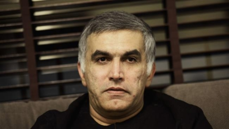 Nabeel Rajab Accused of Spreading False News about the Arab Coalition