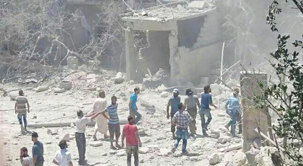 Aid Organisation: Hospitals in Syria Are Being Bombed Every Day