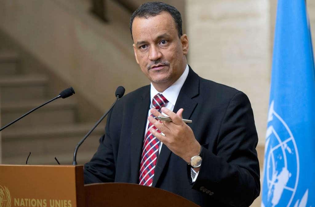 Ould Cheikh Ahmed: Yemen's Political Vacuum Benefits Terrorism
