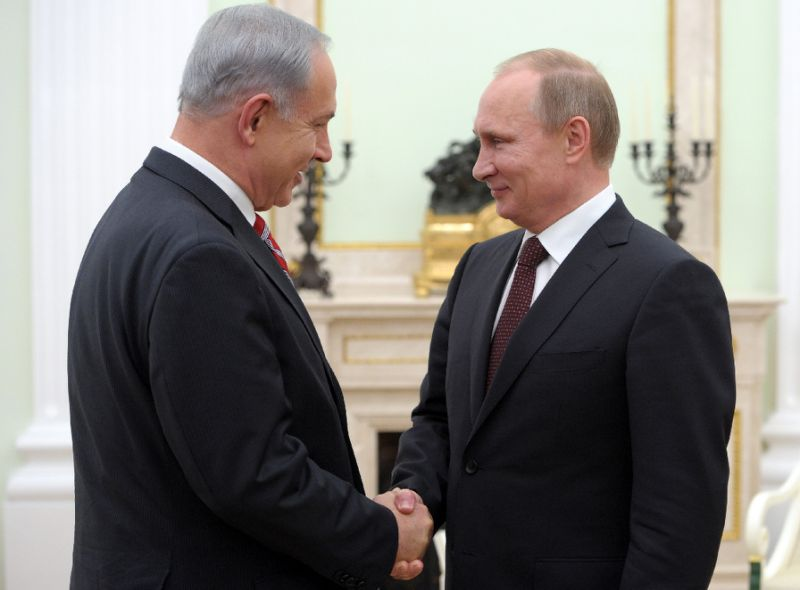 Russia Admits Drone Entered Israeli Airspace
