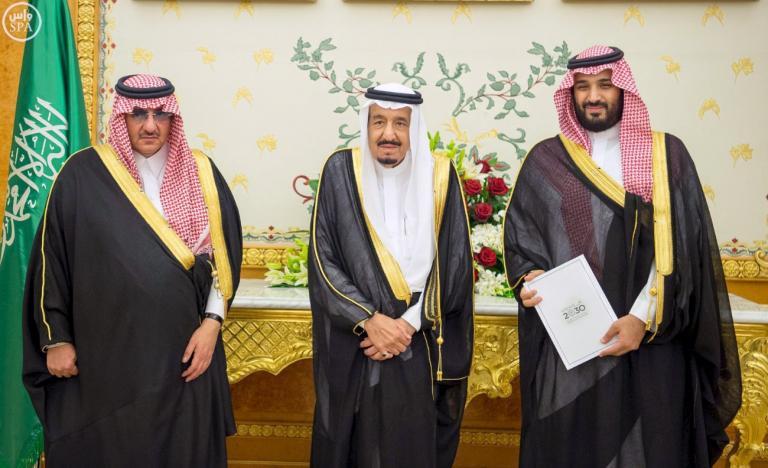Saudi Vision 2030, Risks, Challenges