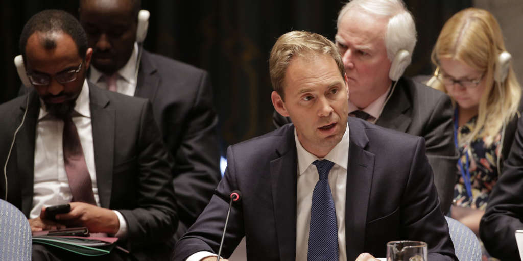 British Foreign Office: 'Worried about Iran Arming Houthis'