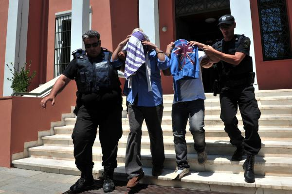 Greece Hears Asylum Claim of Eight Turkish Officers