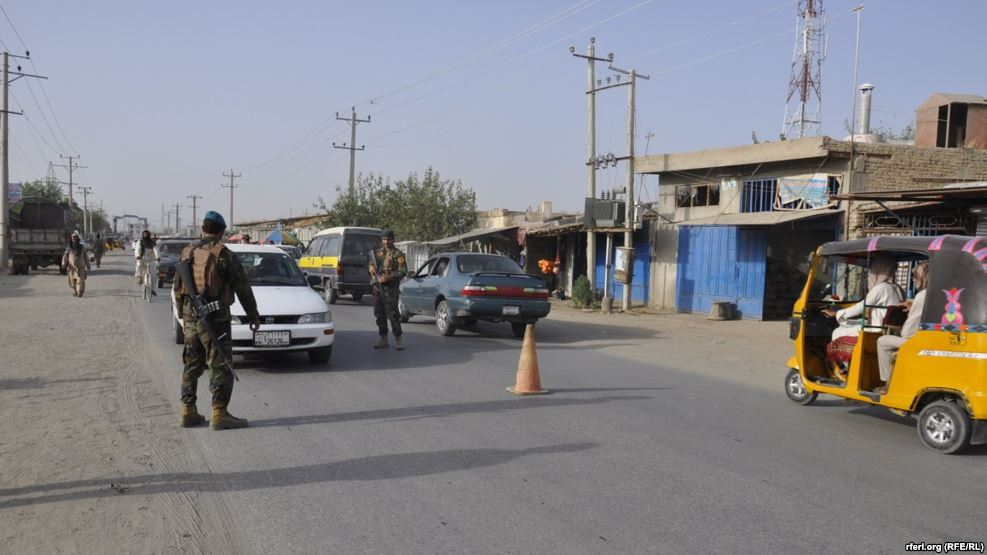 Afghan Forces Retake Khan Abad District from Taliban