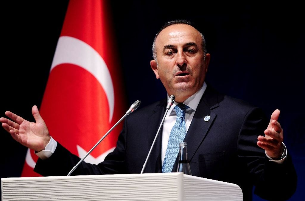 Turkish FM: Relations with Russia won't Change our Stance on Assad
