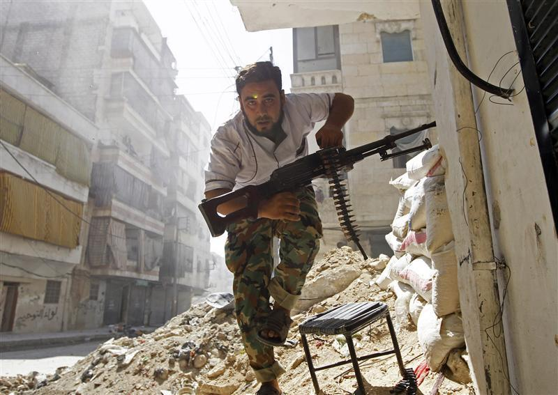 Orders for U.S. Forces in Syria: 'Don't Get Shot'