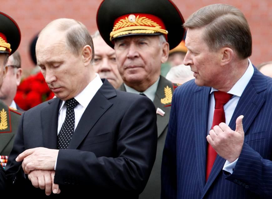 Sergei Ivanov: West's Staunch Enemy