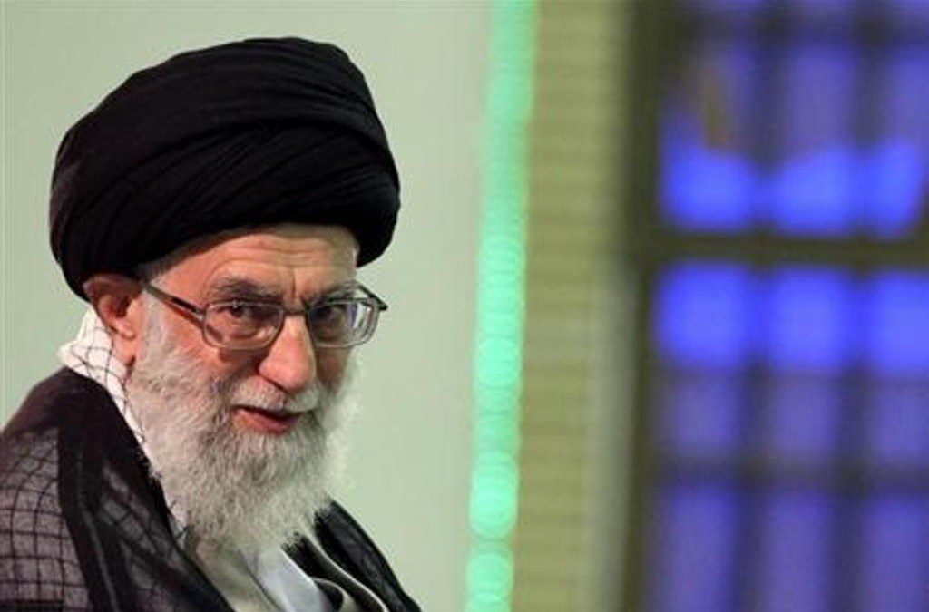 Iranian Supreme Leader Promotes Boosting Offensive Military Capabilities