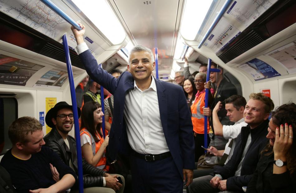 London's 'Night Tube' Trains Start Running