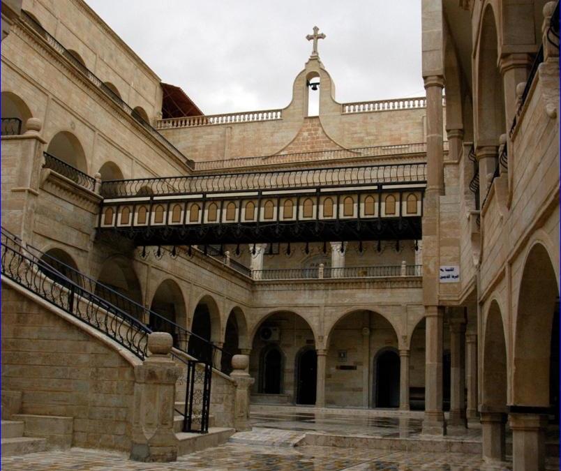 Christians of Mosul in Iraqi Novel