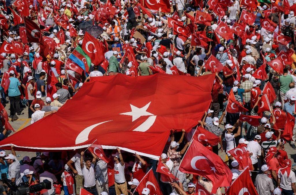 U.S. Mission Slams 'Fabricated' Photo of Ambassador with Turkey Coup Plotter