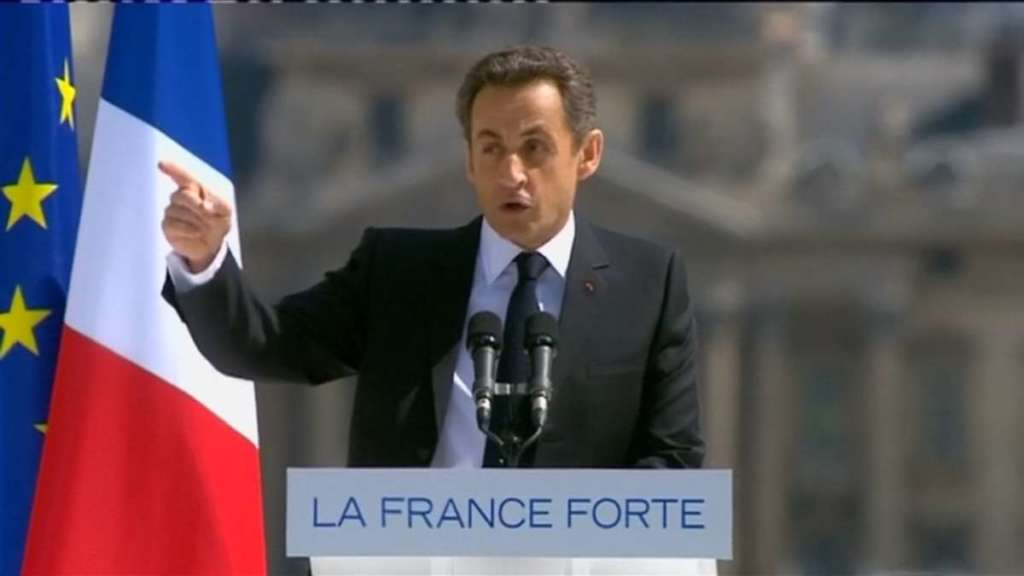 Republicans Launch French Presidential Elections Battle