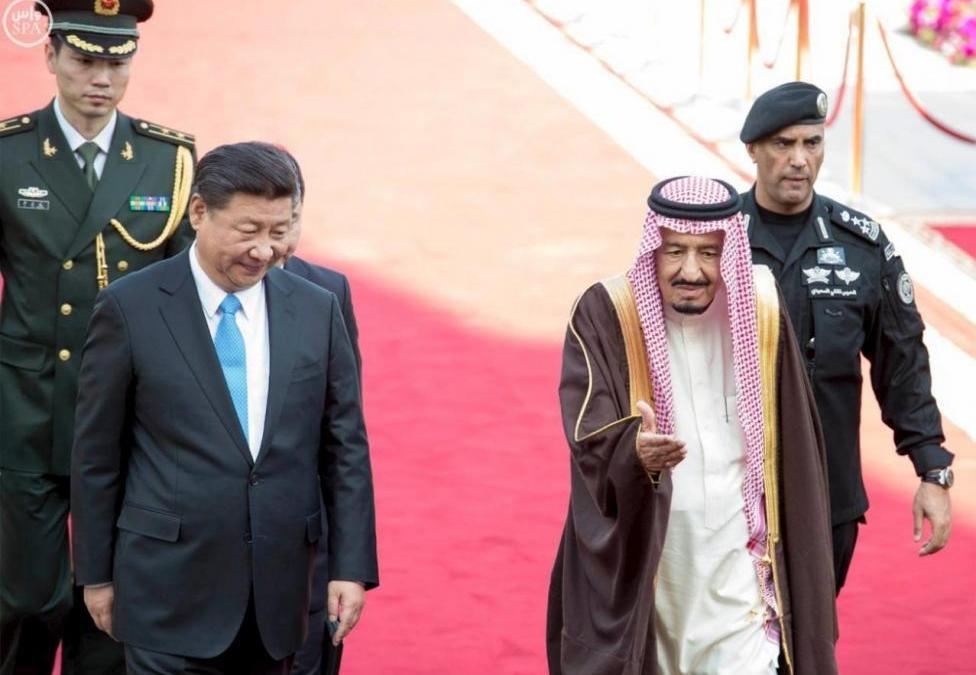 USD71 Billion Trade Exchange between Riyadh, Beijing