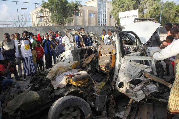 Somalia: Security Forces Kill Al-Shabab Gunmen Who Attacked a Seaside Restaurant