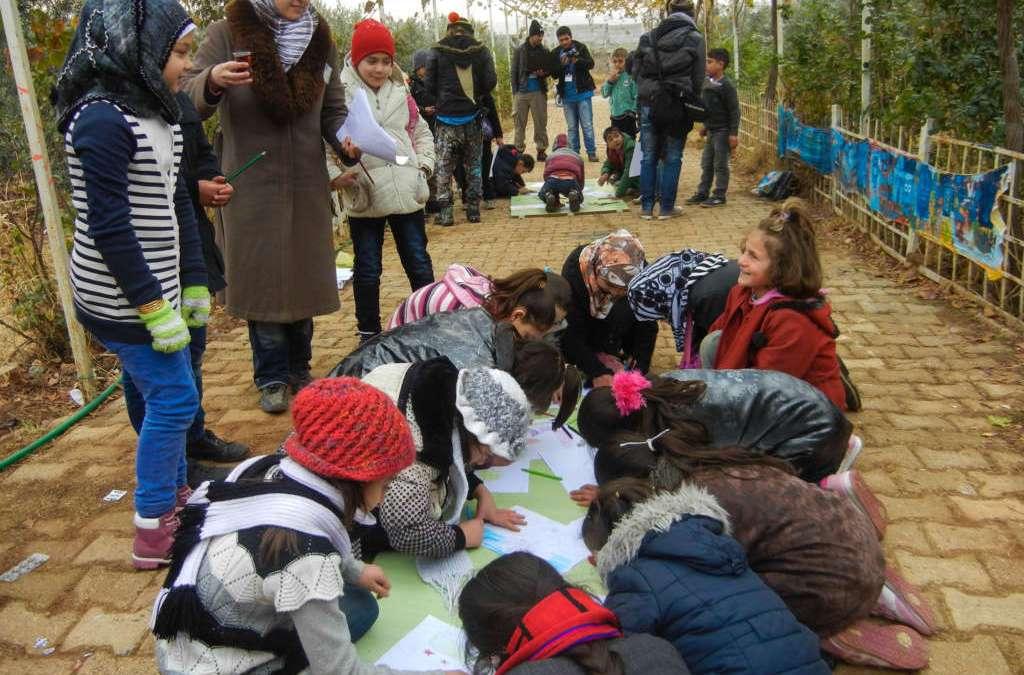 Dubai Ruler: Syrian Refugees, World's Most Pressing Humanitarian Challenge