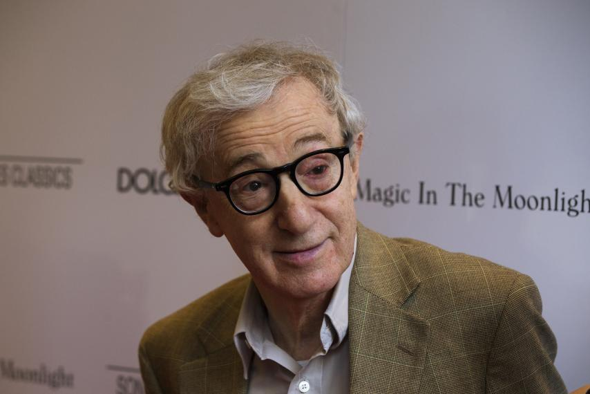 Woody Allen between Jews and Hollywood
