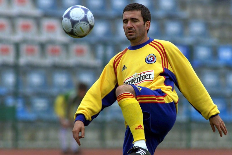 How Gheorghe Hagi Went from Real Madrid to Barcelona … via Serie B