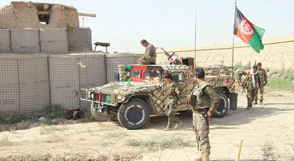 Twelve Afghan Soldiers Killed by Their Colleagues While They Slept