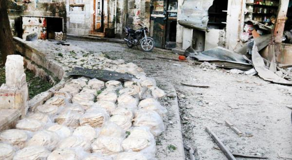 Aleppo: Two Largest Hospitals and a Bread Distribution Centre Are Bombed