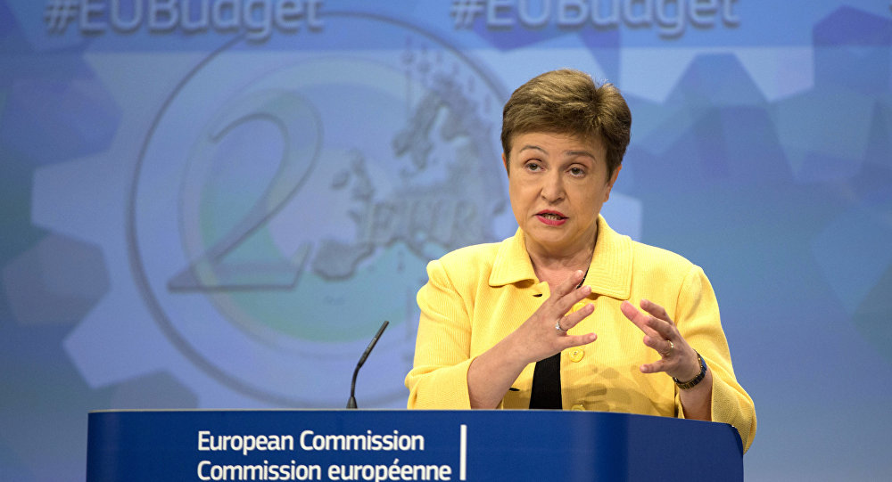 European Support for Nominating Bulgarian Georgieva for U.N. Leadership Race