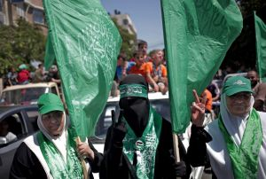 Hamas Official