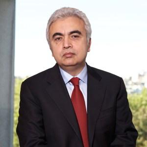 Head of the International Energy Agency Fatih Birol