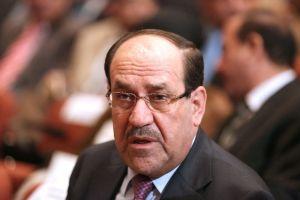 Iraq's ex-premier Nuri al-Maliki (AFP Photo/Hadi Mizban)