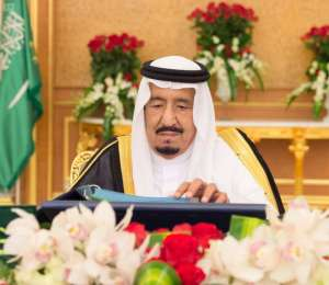 Custodian of the Two Holy Mosques attends Cabinet session on Monday