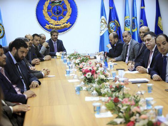 U.N. Special Envoy Calls for Libyan National Unity Cabinet