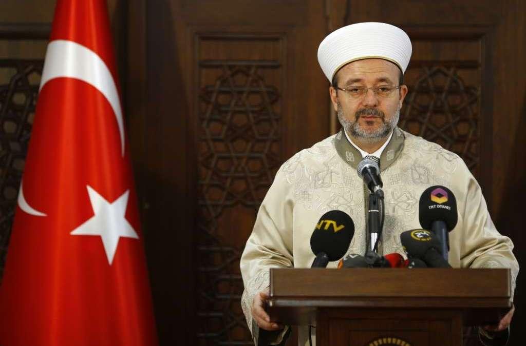Mehmet Görmez Hails Saudi Efforts in Serving Pilgrims