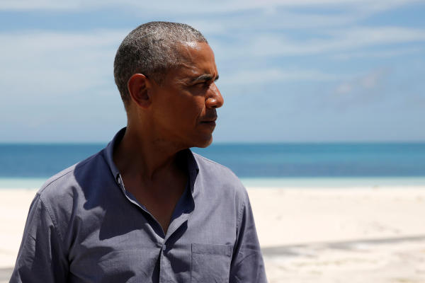 Opinion: America and Obama's Resentment Rainbow