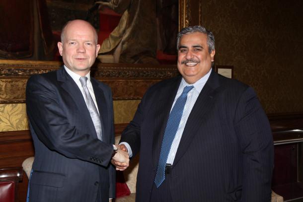 Bahrain FM: Iran Seeking to Jeopardize our Security