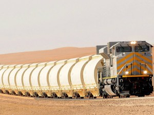 Saudi Railway Co has selected Serco, Freightliner and Network Rail Consulting to provide management and technical support for the development of passenger and freight services.