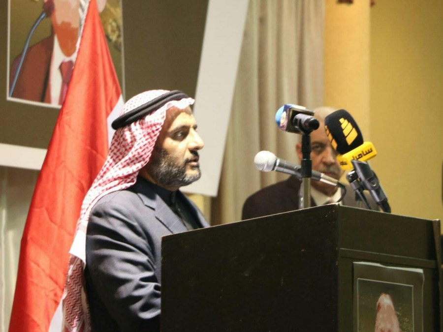 Muthanna al-Dhari: 'Iran's Influence and Incursion Led to Spread of Terrorism'