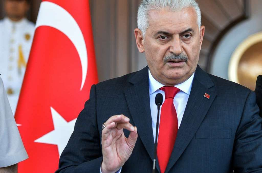 Yildirim: Those who Attempt to Transform Turkey into Syria and Iraq will Fail