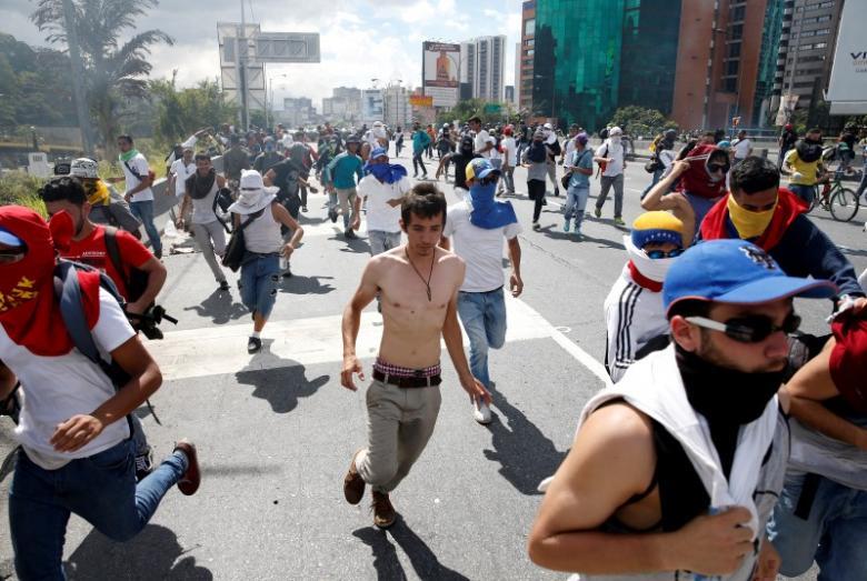 Venezuelan Opposition: We are Worried of Iran's Terrorism
