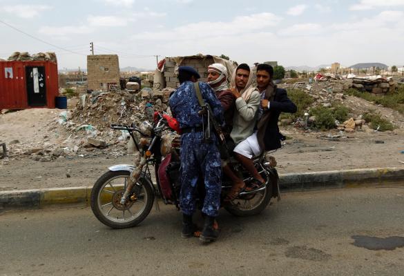 Militias Kidnap an American Citizen in Sana'a